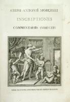 Inscriptiones commentariis subiectis.