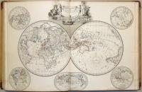 Précis da la géographie universelle, ou description de toutes les parties du monde, sur un plan nouveau… Paris, Francois Buisson, 1810. (Insieme a:) Atlas supplémentaire du…