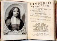 L'imperio vendicato, poema heroico...con gli argomenti e chiave dell'Allegoria del conte Giulio di Montevecchio e con le dichiarazioni historiche del marchese Gregorio Spada.