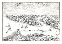 Veue de la Ville et du Port de Costantinople.