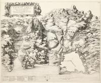 Candiae Urbis a Turca 1647 obsessae delineatio