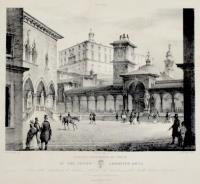 Piazza Contarena di Udine (Al nob. conte Lodovico Rota).