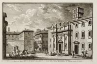 Chiesa e Monastero di S.Silvestro in Capite, delle Suore francescane urbaniste