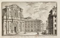 Chiesa di S.Andrea alla Valle, e Casa dei Chierici Regolari Teatini