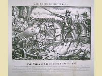 Battaglia di Goito addi 8 aprile 1848.