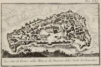 La Città di Fermo nella Marca di Ancona dello Stato Ecclesiastico.