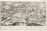La Città di Fossombrone nel Ducato d' Urbino dello Stato Ecclesiastico