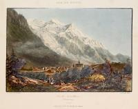 Vue du Mont Blanc (Chamouny)