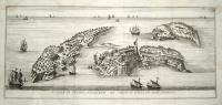 L'isole di Tremiti, aggiacenti al Regno di Napoli, nel mare Adriatico.