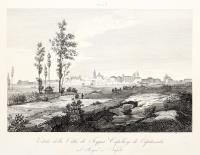 Veduta della città di Foggia…