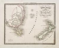 La nuova Galles del sud (Australia sud-est), la Diemenia e la Nuova Zelanda.