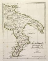 Italiae Antiquae pars inferior seu Magna Graecia.