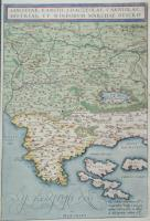 Goritiae Karstii, Chaczeolae, Carniolae, Histriae, Et Windorvm Marchae Descrip.