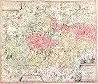 Transylvaniae principatus in quinque nationes divisus.
