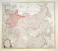 Imperii Russici et Tatariae universale.