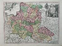 Poloniae regnum et magni Ducat Lithuaniae accuratiss. Delin.