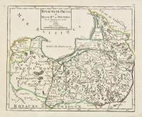 Royaume de Prusse et Prusse R.le ou polonoise.