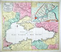 Nova mappa Maris Nigri et Freti Costantinopolitani...