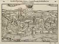La ville d'Eger, iaditz subiette à l'empire Romain, & auiourdhuy au royaume de Boheme