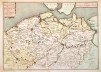 La Flandre espagnole et la Fiandre Hollandoise.