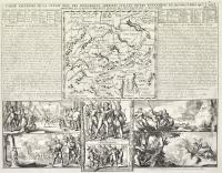 Carte ancienne de la Suisse avec remarques abregées sur les divers evenemens et revolutions qui y sont arrivées et particulèrment qui ont donné lieu à leur liberté.