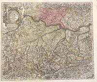 Nova mappa archiducatus Austria superioris.