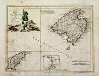 Isole di Majorca, d'Ivica e di Formentera.