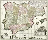 Hispaniae et Portugalliae Regna.