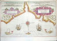 Die Zee Custen van Galissien, van Capo daviles off tot Ortegal tho Galliciae orae maritimae a promontorio Avilano ad Ortegalam.