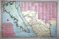 Californie et Nouveau Mexique.