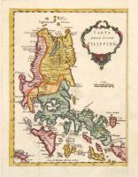 Carta dell'isole Filippine (con) Carta dell'isole Filippine...foglio  I.mo