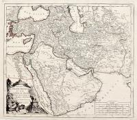 Etats du Grand Seigneur en Asie, l'empire de Perse... Arabie et Egypte.