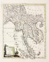 Regni d'Aracan del Pegu di Siam di Camboge e di Laos.