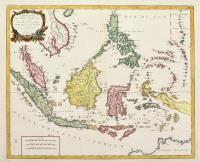 Archipel des Indes orientales qui comprend les isles de la Sonde, Moluques et Philippines