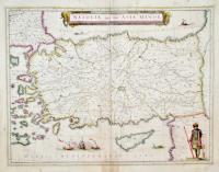 Natolia quae olim Asia Minor.