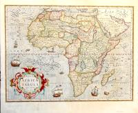 Nova Africae Tabula.