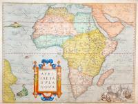 Africae tabula nova.