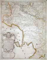 Provincia di Terra di Lavoro già delineata dal Magini e nuovamente ampliata secondo lo stato presente…