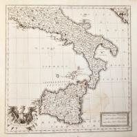 Die Koenigreich Sicilien und Neapolis.