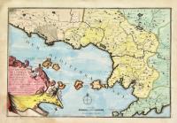 Les environs de la ville de Naples dans la Province de Labour.