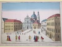 Prospetto della chiesa di San Giovanni…in Parma.