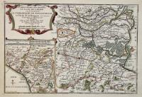 Les Embouchures des rivieres du Po et de l'Adige ou se trouvent le Ferraresse, le Boulognesse, et Partie de la Romagne.