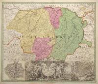Status Parmensis sive ducatus Parmensis et Piacentinus una cum Ditione Buxetana et Valle Tarae.