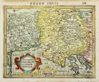 Forum Iulium, Karstia, Carniola, Histria etc.