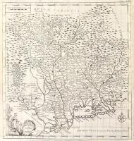 Carta geografica della patria del Friuli.