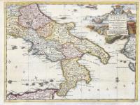 Le Royaume de Naples.