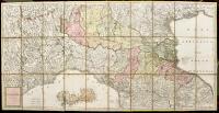 Carta del territorio della Repubblica Cisalpina e di parte delli Stati limitrofi