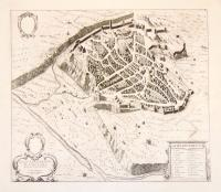 Acquapendente Ville de l'Etat de l'Eglise, dans la province d'Orvietan