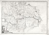 Carta topografica della città e territorio di Mantova co' Paesi confinanti nello stato suo politico sul principio dell'anno 1796.
