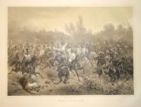 Reitergefecht bei Volta am 27. Juli 1848.